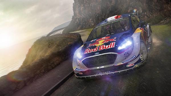 WRC 7 FIA World Rally Championship - CPY