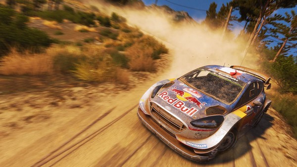 WRC 7 Screenshot 2