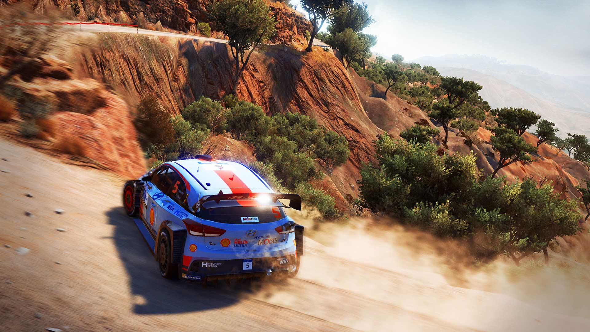 WRC 7 FIA World Rally Championship 7