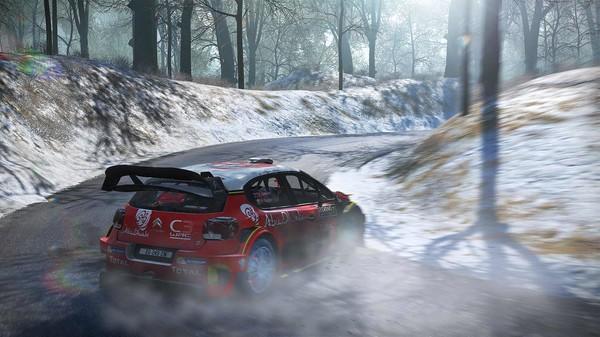 WRC 7 Screenshot 1