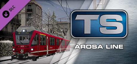 Train Simulator: Arosa Line Route Add-On