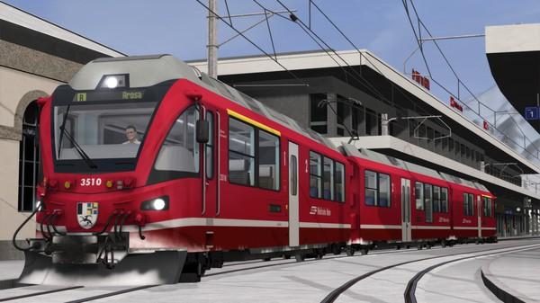 скриншот Train Simulator: Arosa Line Route Add-On 0