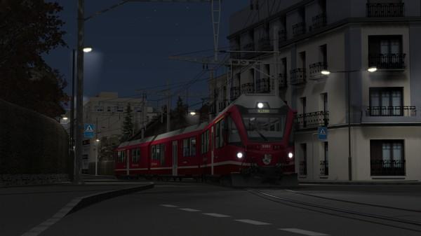 скриншот Train Simulator: Arosa Line Route Add-On 1