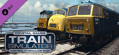 Train Simulator: Western Hydraulics Pack Add-On cover art