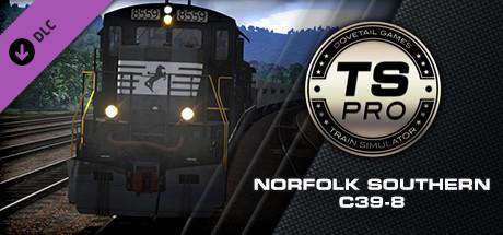Train Simulator: Norfolk Southern C39-8 Loco Add-On