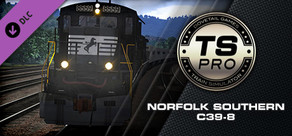 Train Simulator: Norfolk Southern C39-8 Loco Add-On