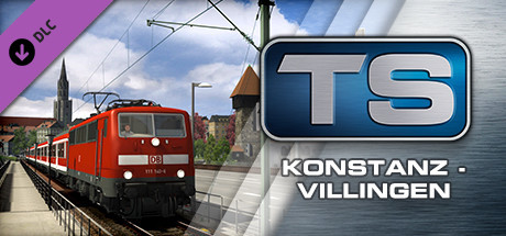 Train Simulator: Konstanz-Villingen Route Add-On