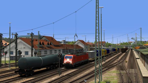 скриншот Train Simulator: Konstanz-Villingen Route Add-On 5
