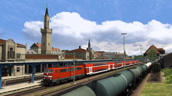 скриншот Train Simulator: Konstanz-Villingen Route Add-On 1