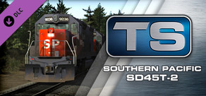 Train Simulator: Southern Pacific SD45T-2 Loco Add-On
