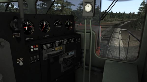 скриншот Train Simulator: Southern Pacific SD45T-2 Loco Add-On 4