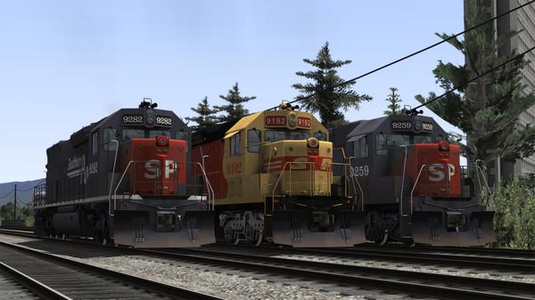 скриншот Train Simulator: Southern Pacific SD45T-2 Loco Add-On 0