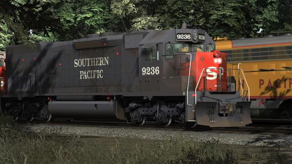 скриншот Train Simulator: Southern Pacific SD45T-2 Loco Add-On 3