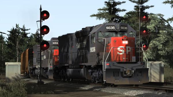 скриншот Train Simulator: Southern Pacific SD45T-2 Loco Add-On 2