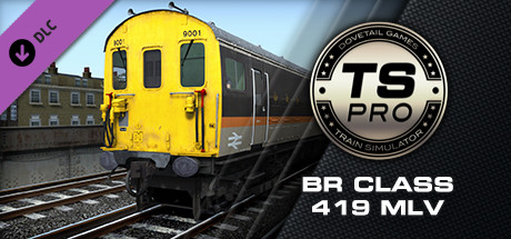 Train Simulator: Br Class 419 Mlv Bemu Add-On