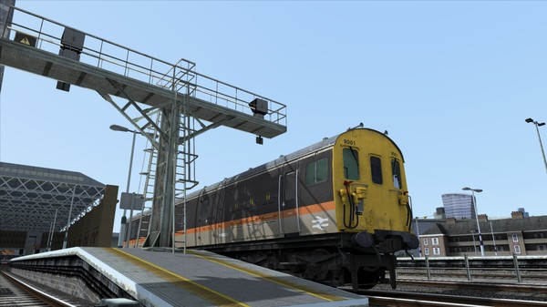 скриншот Train Simulator: Br Class 419 Mlv Bemu Add-On 0