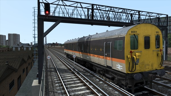 скриншот Train Simulator: Br Class 419 Mlv Bemu Add-On 5