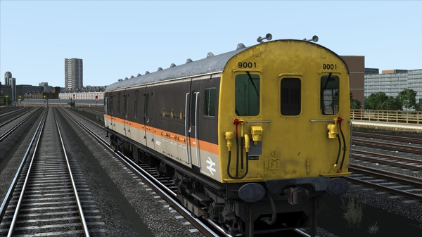 скриншот Train Simulator: Br Class 419 Mlv Bemu Add-On 2