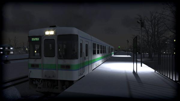 скриншот Train Simulator: Hidaka Main Line: Tomakomai - Hidaka-Mombetsu Route Add-On 2
