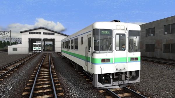скриншот Train Simulator: Hidaka Main Line: Tomakomai - Hidaka-Mombetsu Route Add-On 1