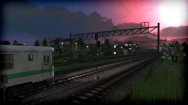 скриншот Train Simulator: Hidaka Main Line: Tomakomai - Hidaka-Mombetsu Route Add-On 4