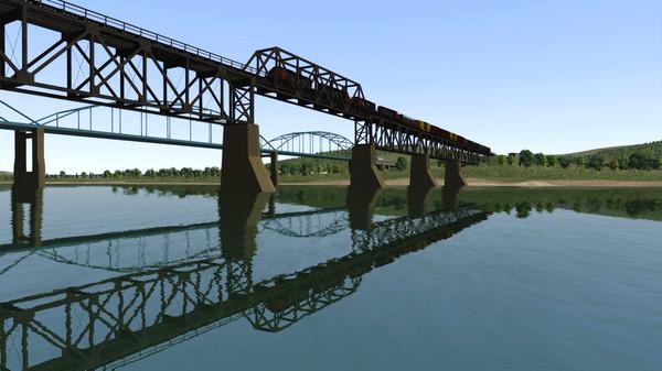 скриншот Train Simulator: Canadian National Peace River Route Add-On 3