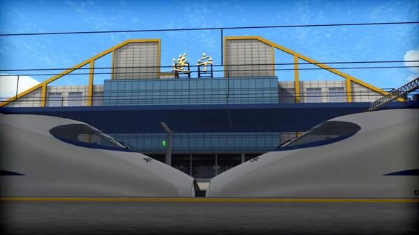 скриншот Train Simulator: CRH2A EMU Add-On 4