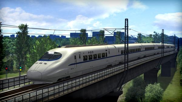 скриншот Train Simulator: CRH2A EMU Add-On 5