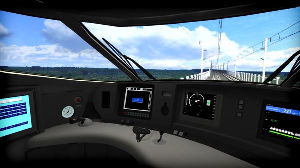 скриншот Train Simulator: CRH2A EMU Add-On 2