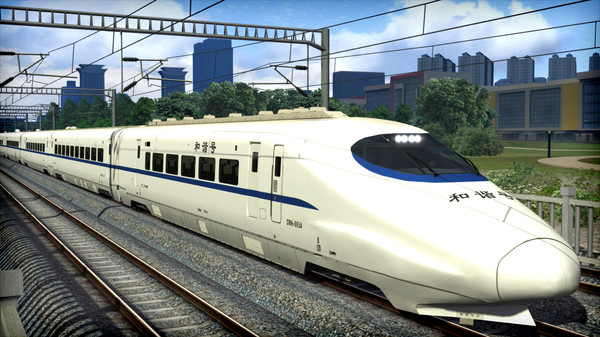 скриншот Train Simulator: CRH2A EMU Add-On 0