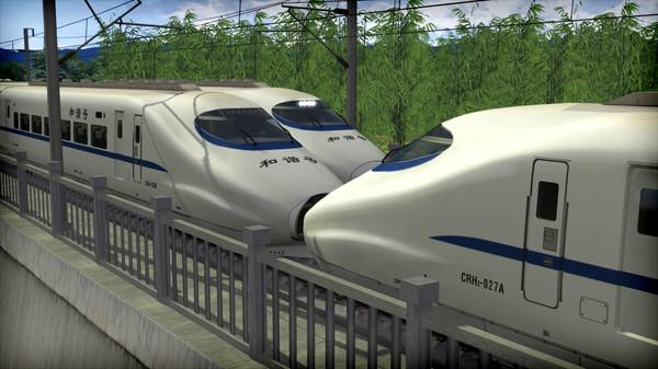 скриншот Train Simulator: CRH2A EMU Add-On 3