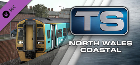 Train Simulator: North Wales Coastal: Crewe - Llandudno Route Add-On