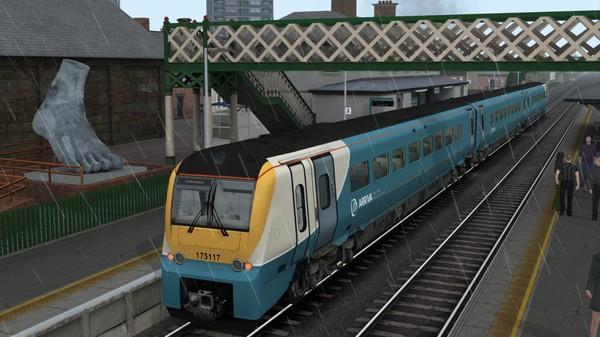 скриншот Train Simulator: North Wales Coastal Route Add-On 4