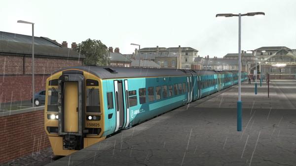 скриншот Train Simulator: North Wales Coastal Route Add-On 1