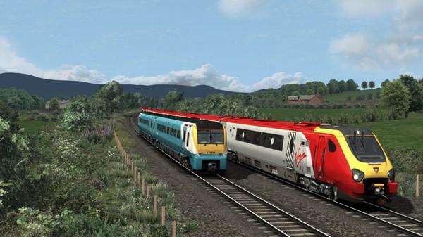 скриншот Train Simulator: North Wales Coastal Route Add-On 2