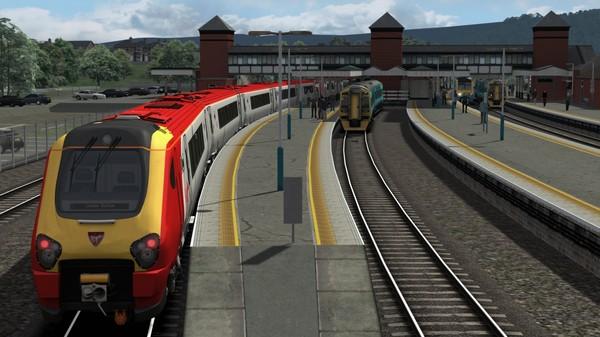 скриншот Train Simulator: North Wales Coastal Route Add-On 3