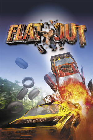 FlatOut poster image on Steam Backlog