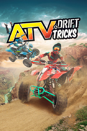 ATV Drift & Tricks poster image on Steam Backlog