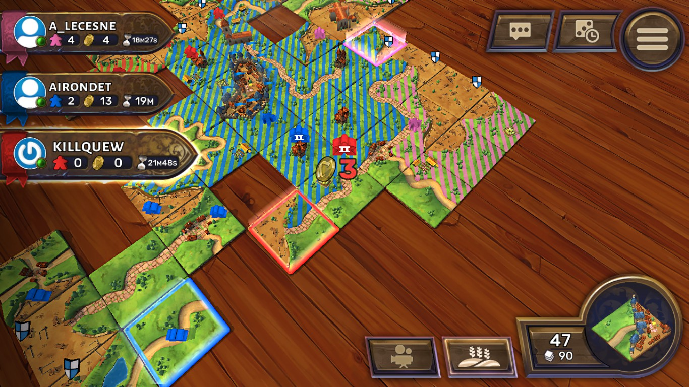 carcassonne expansion inns and cathedrals how to use