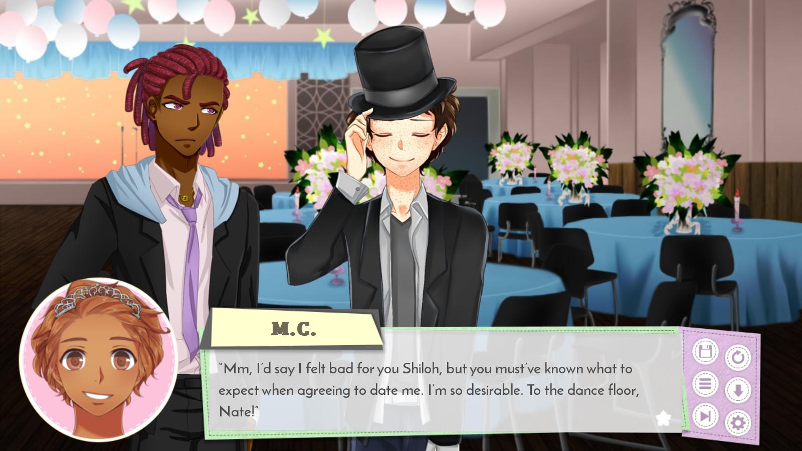 anglais Dating Sims Télécharger rencontres et le succès de la vie