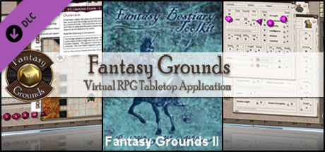 Fantasy Grounds - Fantasy Bestiary Toolkit (Savage Worlds)