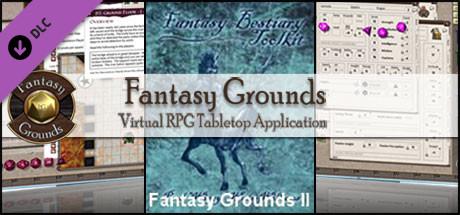 Fantasy Grounds - Fantasy Bestiary Toolkit (Savage Worlds)