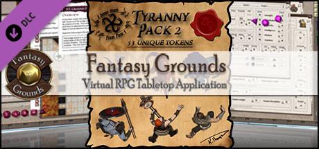 Fantasy Grounds - Ddraig Goch's Tyranny 2 (Token Pack)