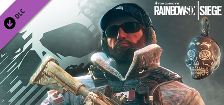 Rainbow Six Siege - Buck Ghost Recon Wildlands Set