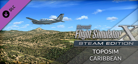 FSX Steam Edition: Toposim Caribbean Add-On