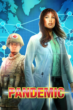 Pandemic: The Board Game poster image on Steam Backlog