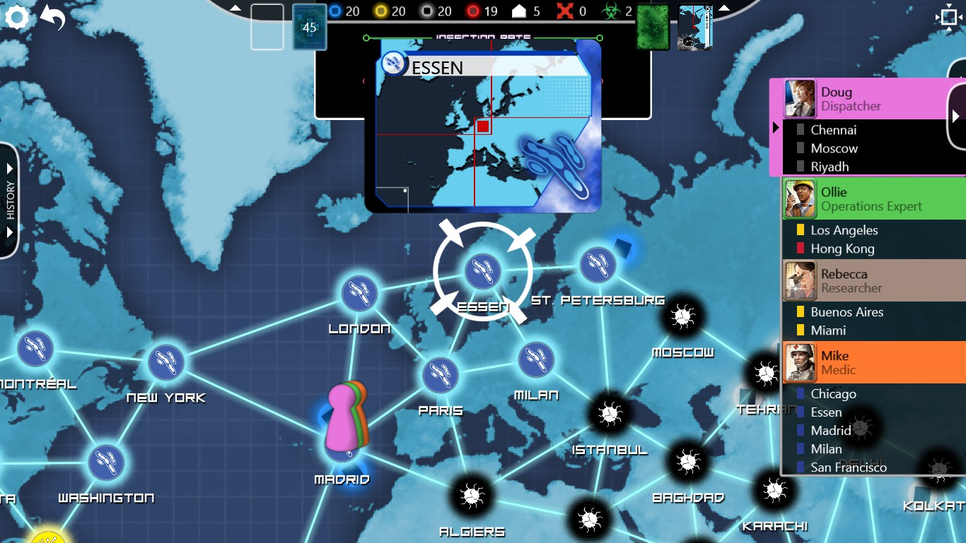 Image result for pandemic video game