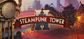 Steampunk Tower 2 cover art