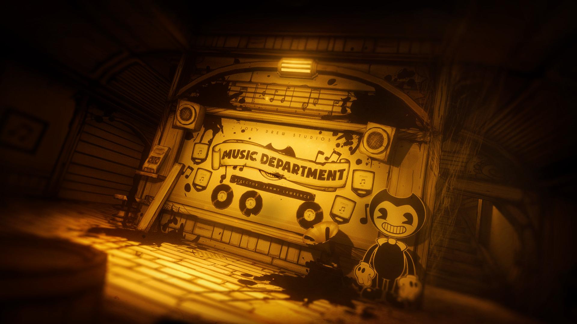 Bendy and the Ink Machine: Complete Edition [2018|Rus|Eng|Multi9]