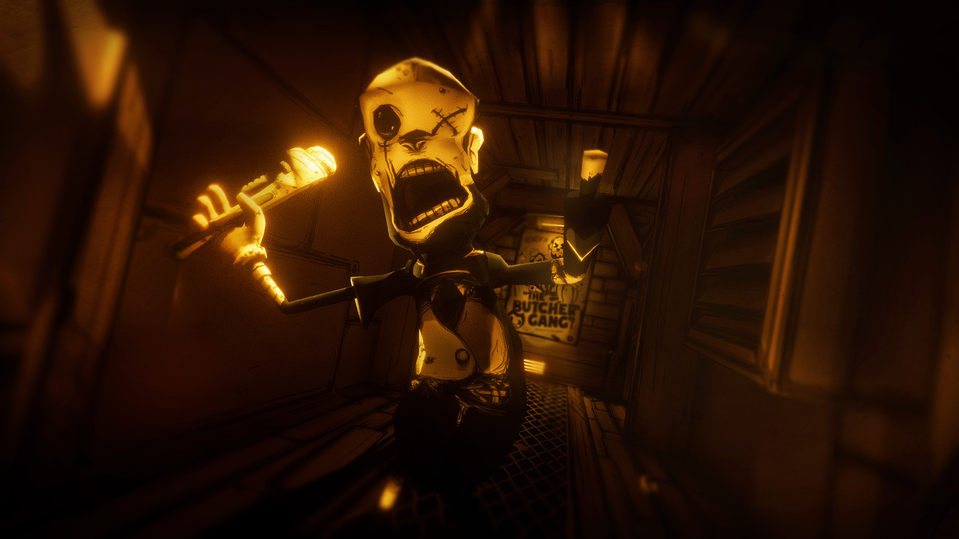 bendy and the ink machine free play unblocked